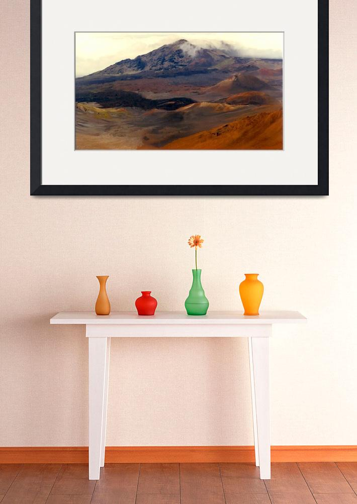 """The Colors of Haleakala&quot  (1984) by rayjacque"