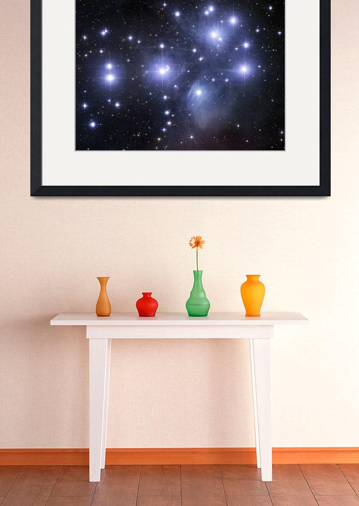 """The Pleiades&quot  by stocktrekimages"