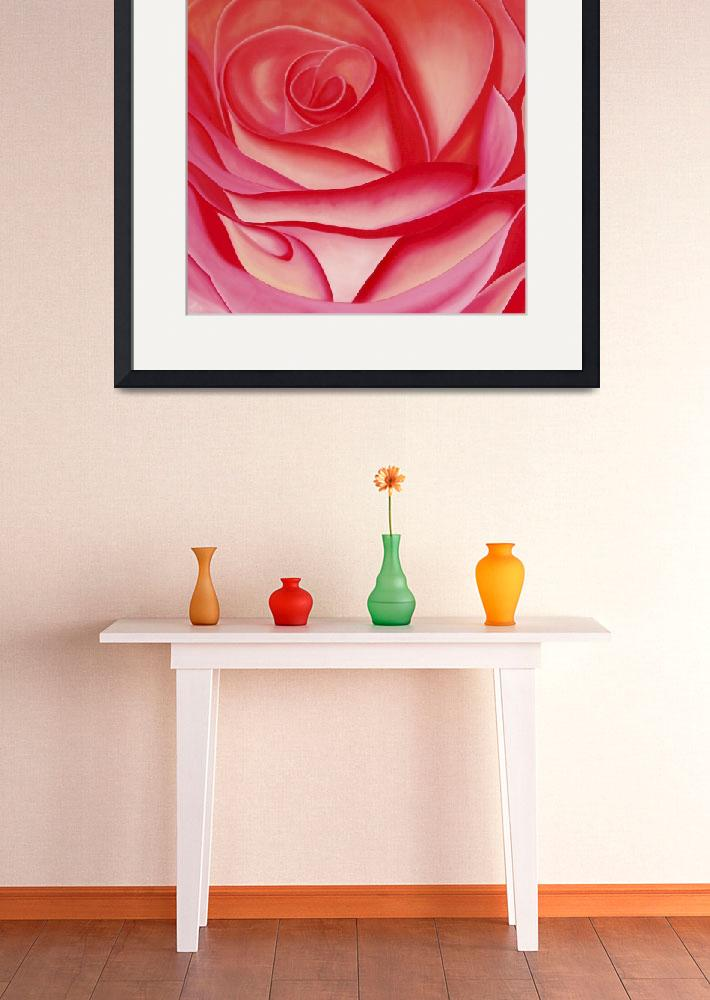 """The Rose I&quot  (2008) by heuscherartnoosa"