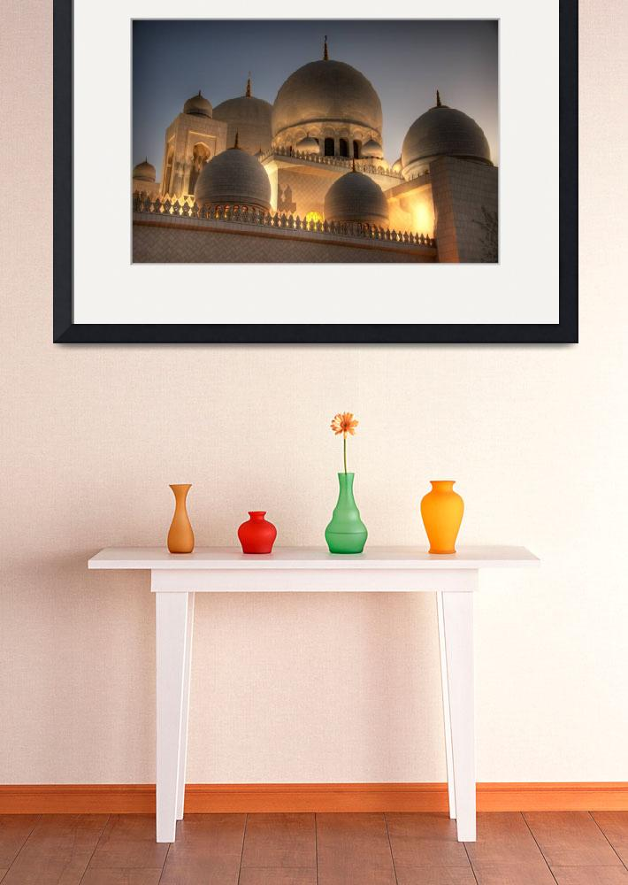 """Sheikh Zayed Mosque&quot  (2008) by momentaryawe"