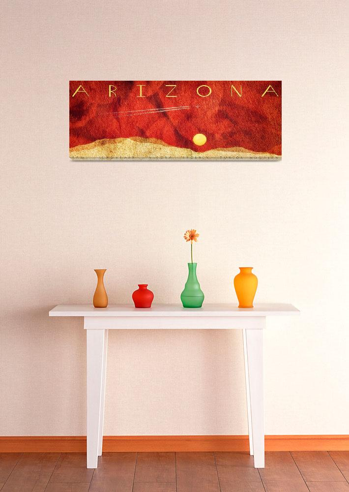 """Arizona: Dawn to Dusk by James Orndorf&quot  by TheyDrawandCook"