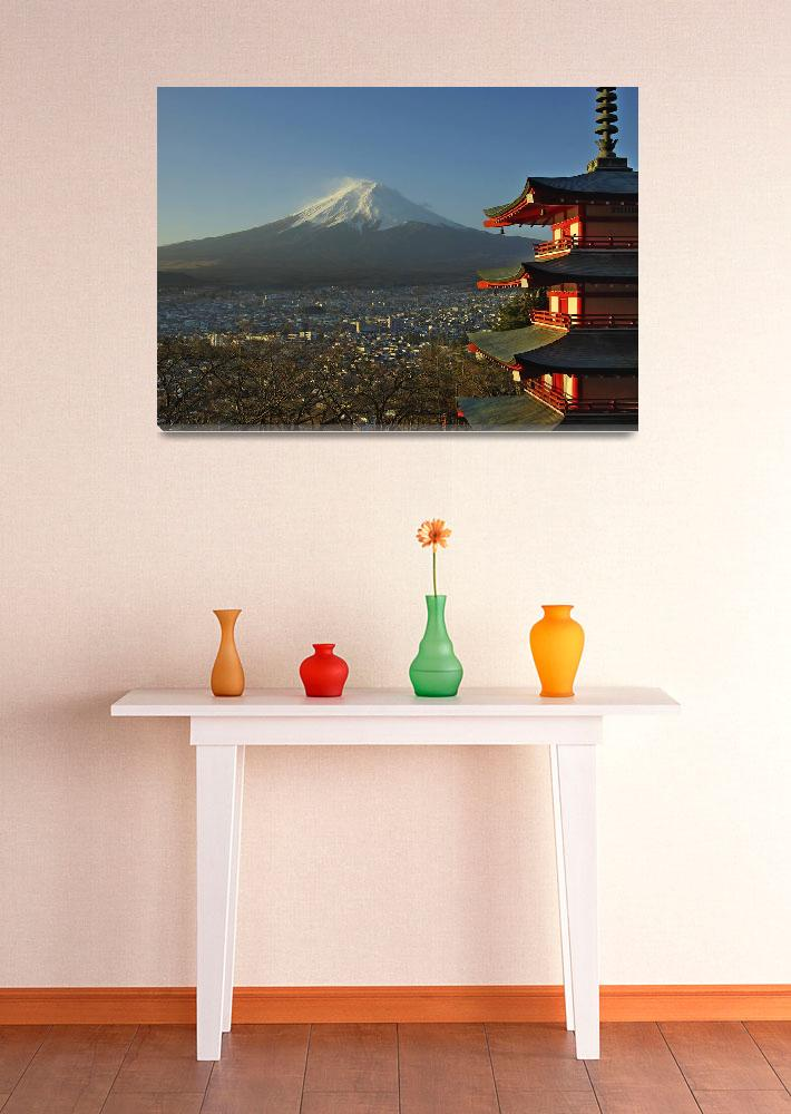 """2007 12 31 Fuji-san 051 modified Velvia&quot  by spitfireap"