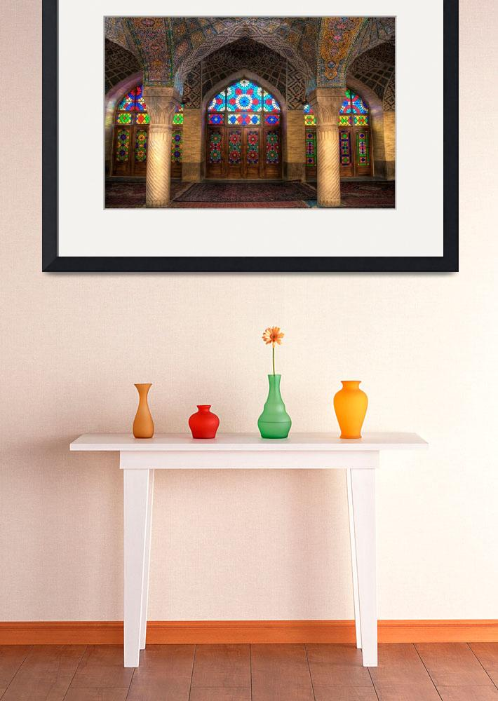 """Nasir-Ol-Molk Mosque&quot  (2008) by momentaryawe"
