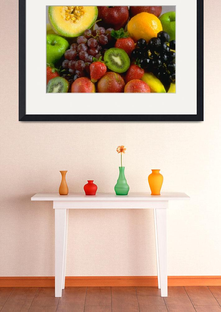 """Fruit Medley&quot  by CulturalPerspective"