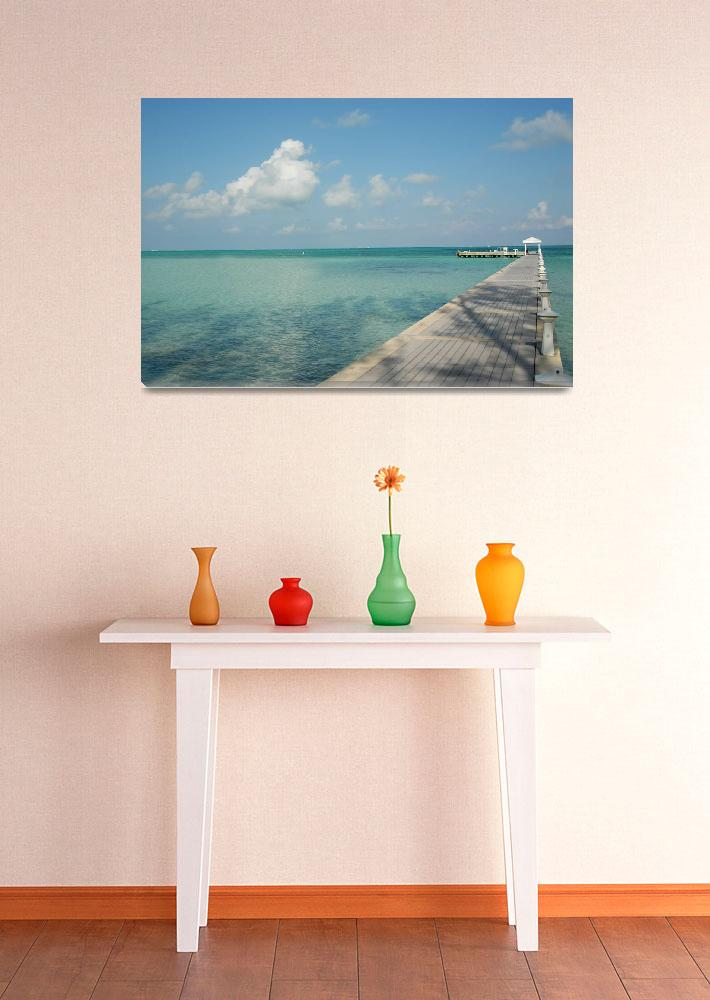 """Cayman Islands : Rum Point Mornings (3 of 4)&quot  by RonScott"