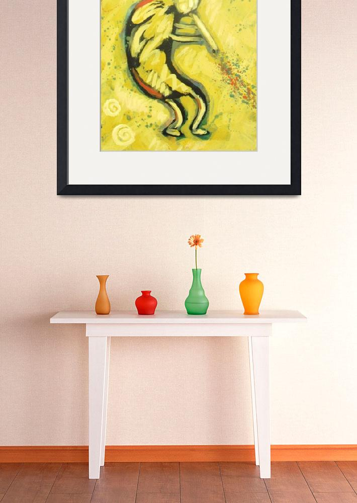 """Favorite Kokopelli&quot  (2012) by carolsuzanne"