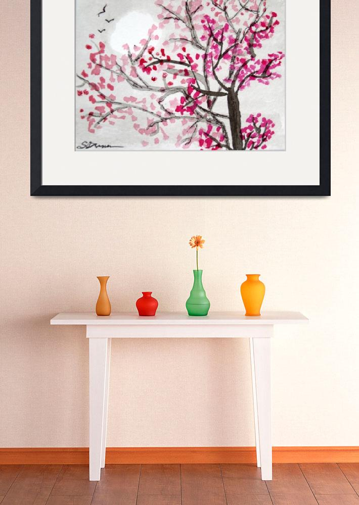 """Plum Blossoms I&quot  (2008) by sharilynn1999"