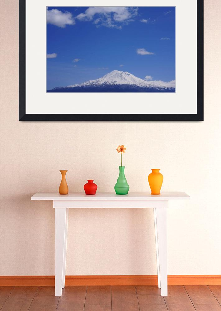 """Mt Shasta Art Prints Shasta Mountain Photography&quot  (2014) by BasleeTroutman"