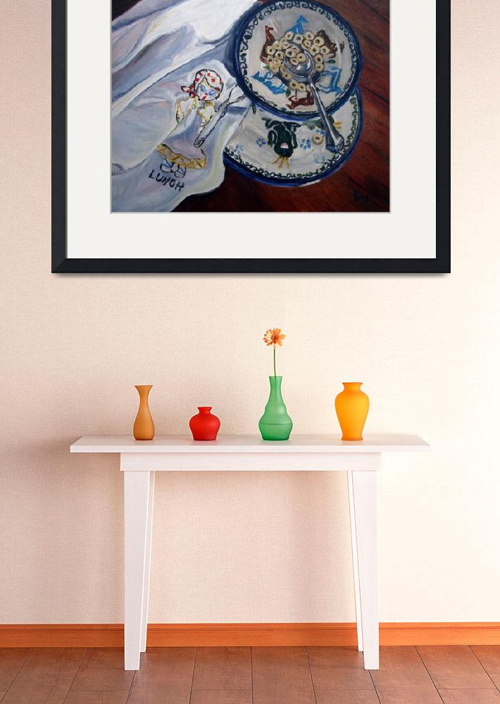 """Lunch: Polish Pottery XXVII&quot  by 88heather"