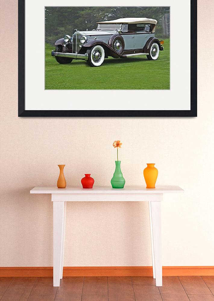 """1932 Packard Phaeton 4&quot  by FatKatPhotography"