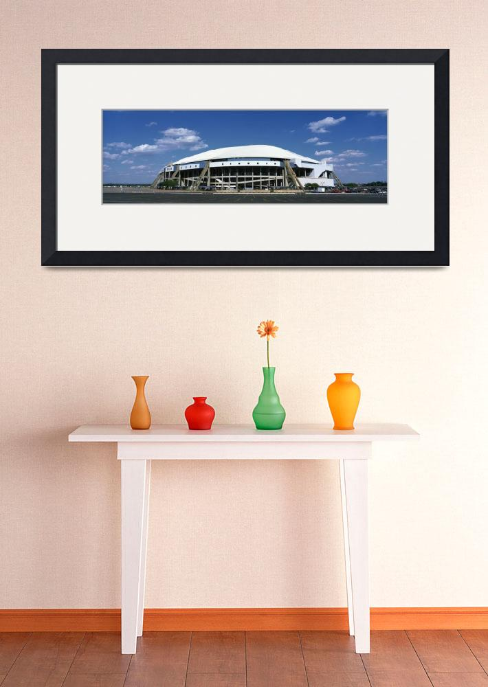 """Texas Stadium&quot  by Panoramic_Images"