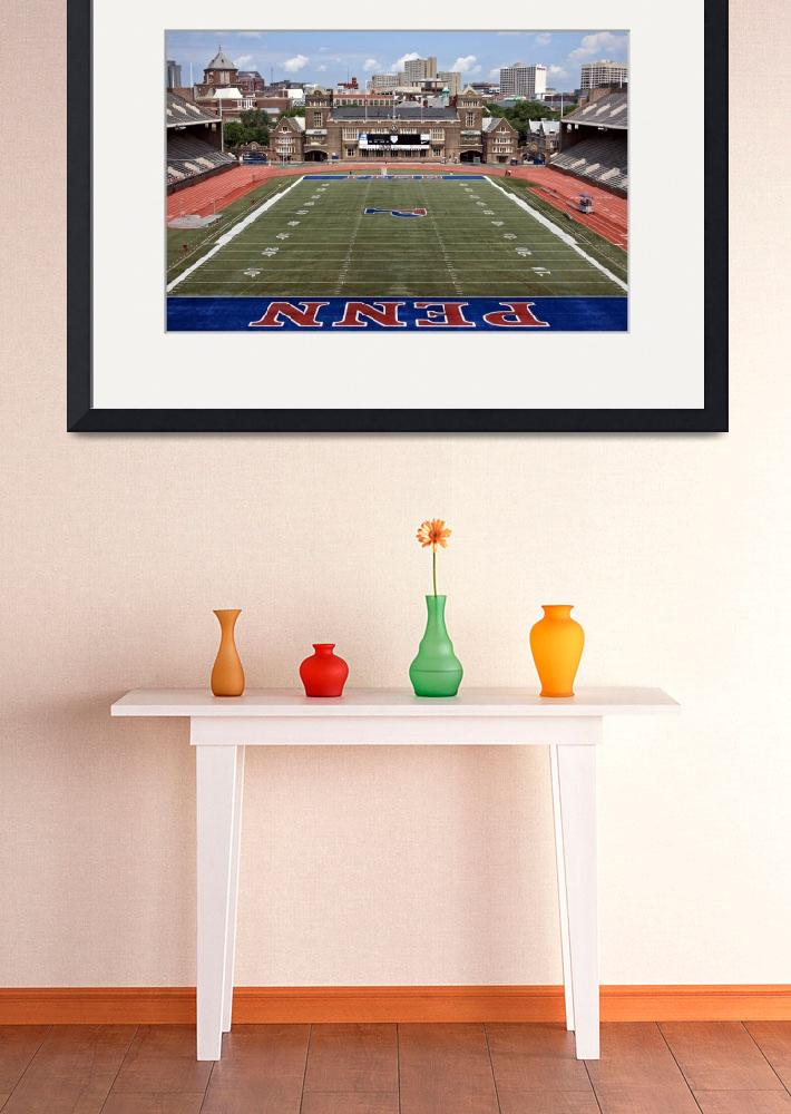 """Franklin Field&quot  (2008) by christiancarollo"