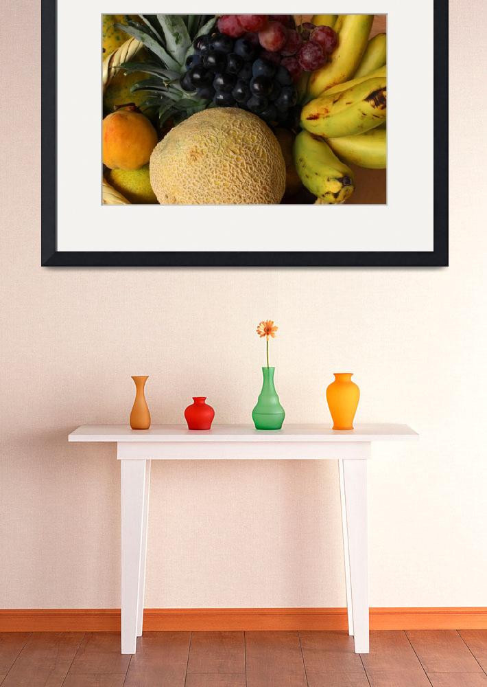 """Fresh Fruit Basket&quot  (2014) by rhamm"