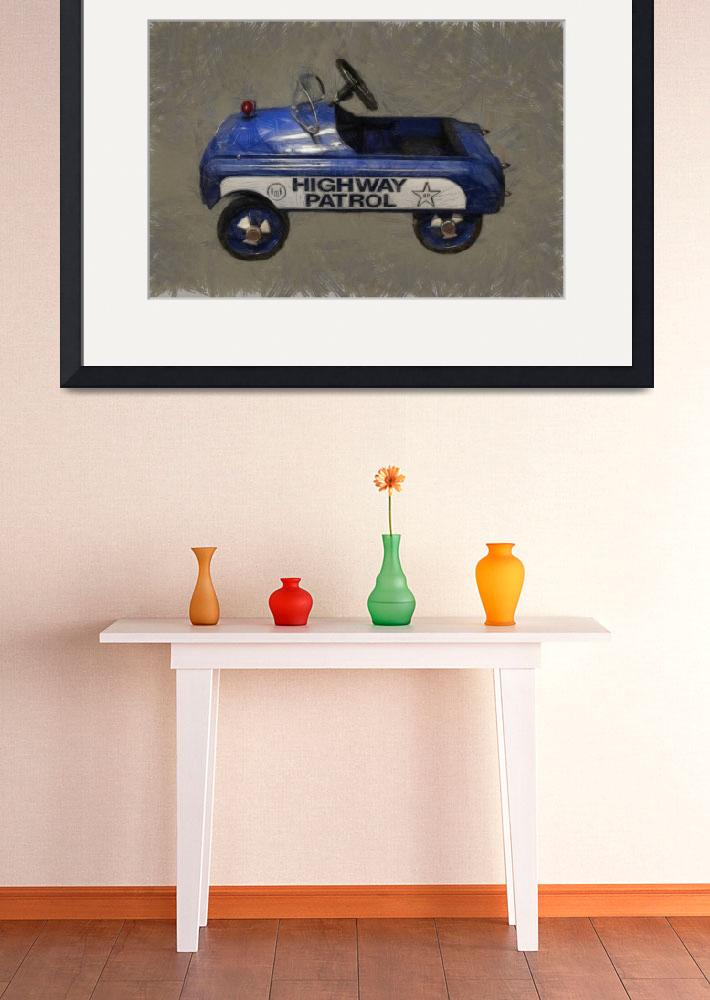 """Antique Pedal Car V&quot  (2012) by Michelle1991"