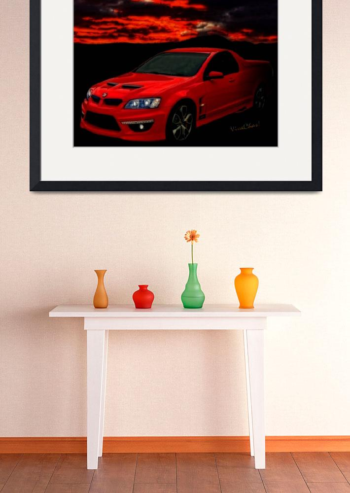 """Holden Maloo The New El Camino&quot  (2013) by chassinklier"