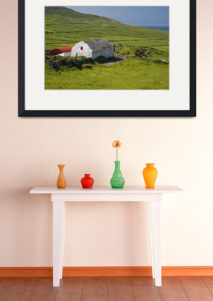 """Lone Farmhouse On Mizen Head In West Cork County&quot  by DesignPics"