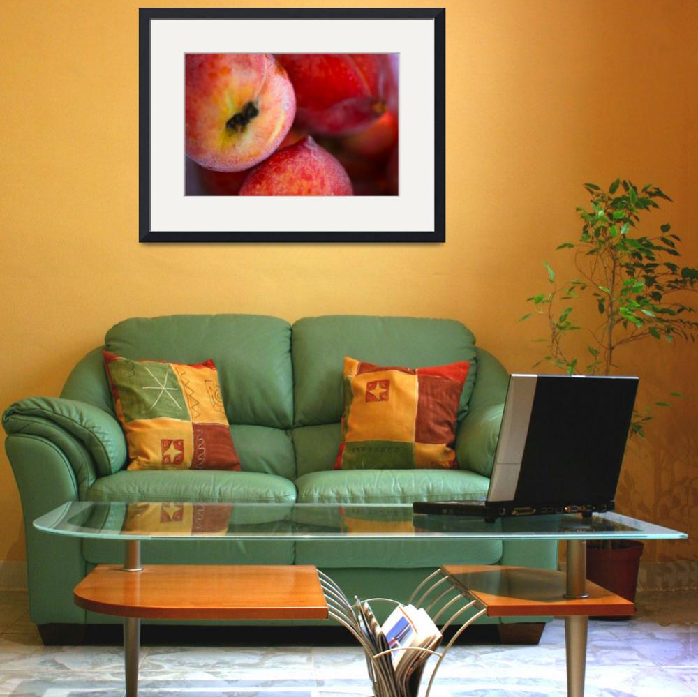 """Summer Peaches&quot  (2009) by nadinerippelmeyer"