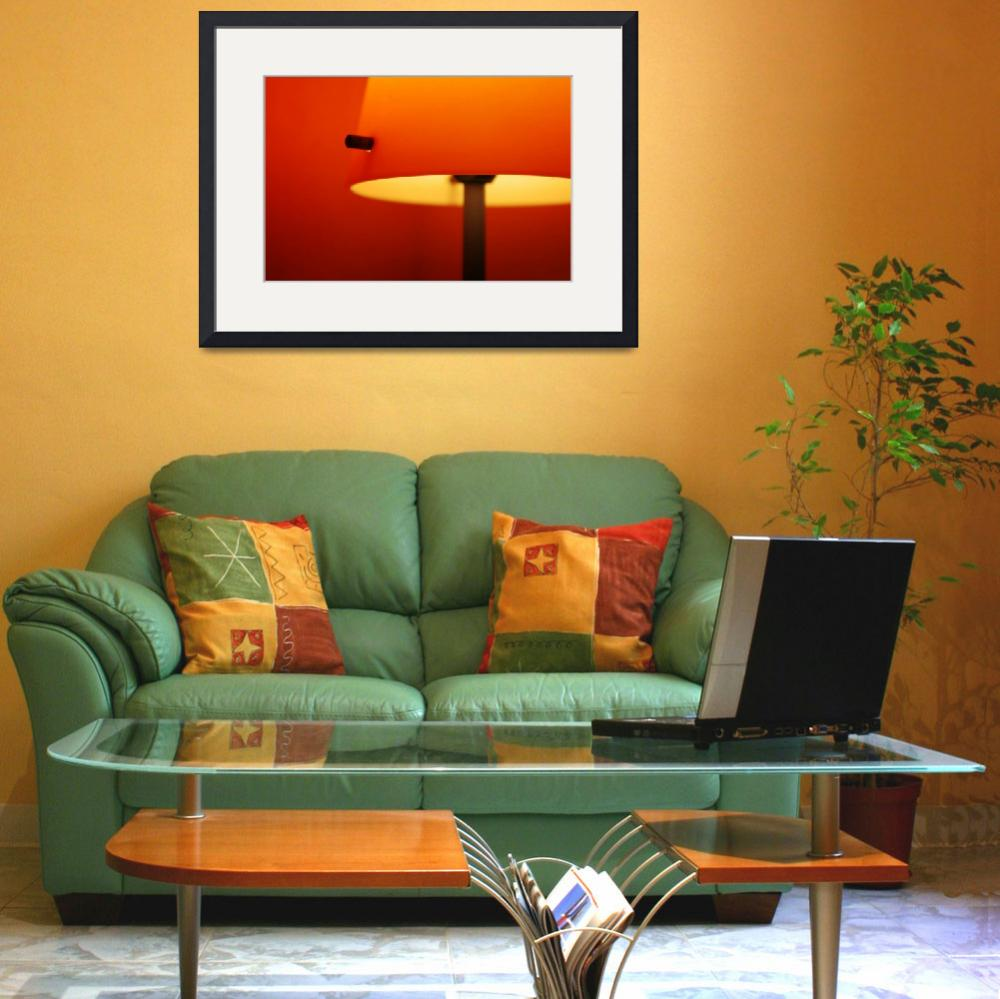 """Orange Light&quot  (2006) by mg"
