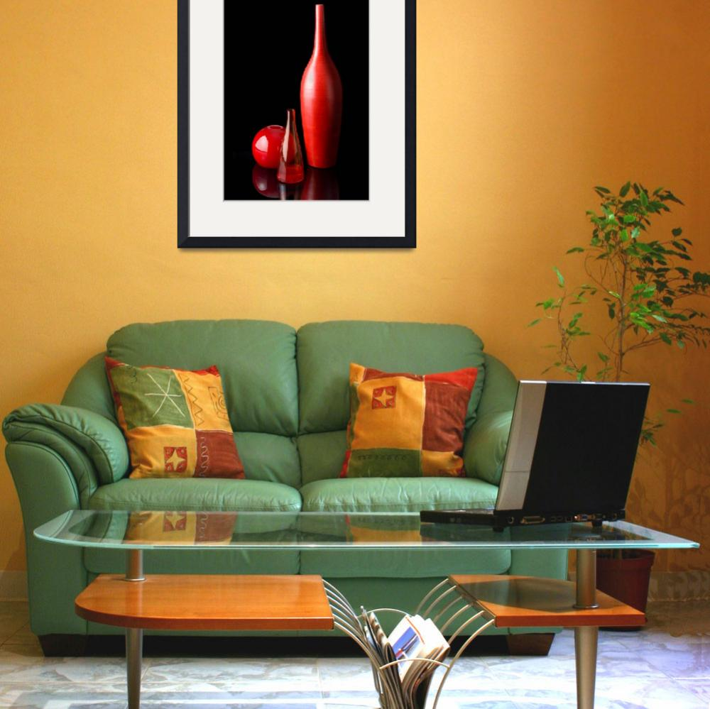 """Still life in red&quot  (2008) by rtphotography"