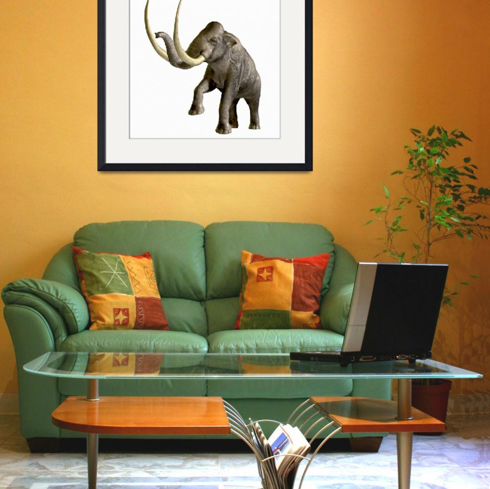 """The Columbian Mammoth&quot  by stocktrekimages"
