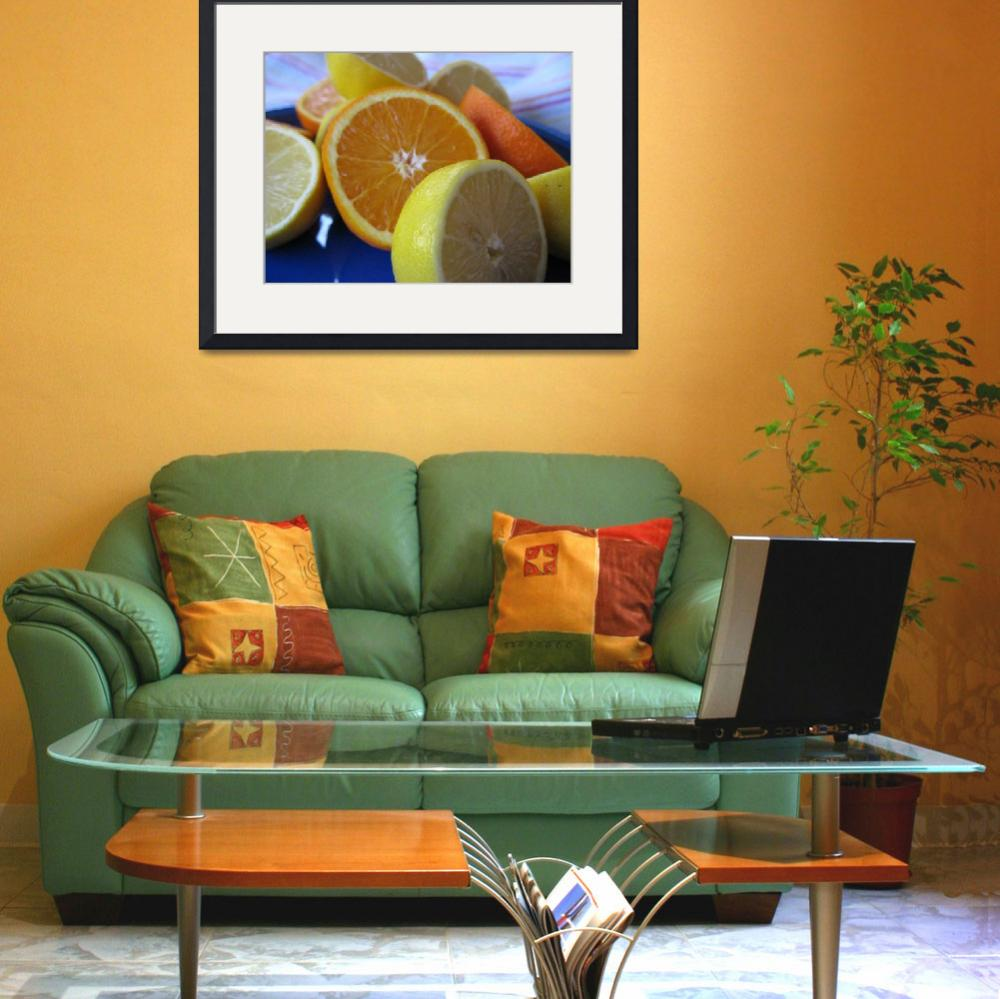 """Lemons and Oranges&quot  (2009) by Photosbykymm"