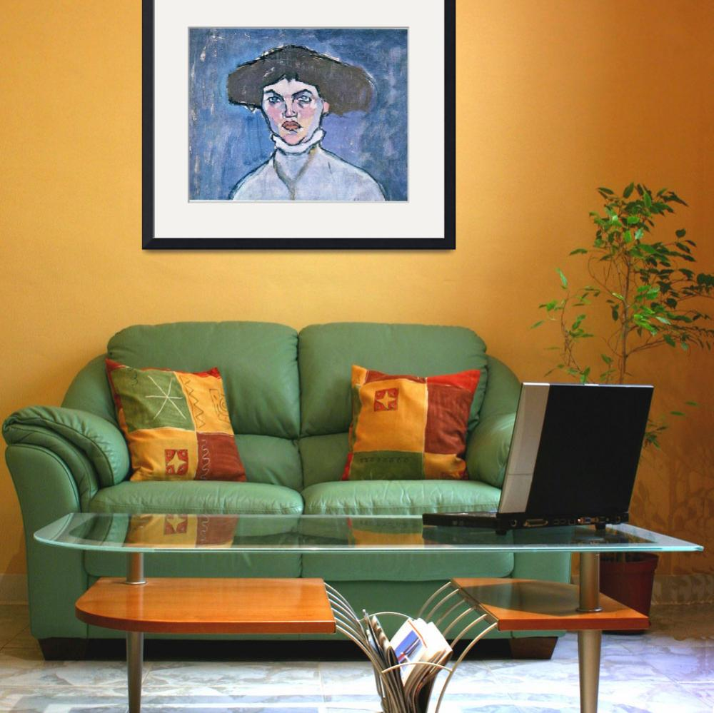 """Amedeo Clemente Modigliani Painting 11&quot  by ArtLoversOnline"