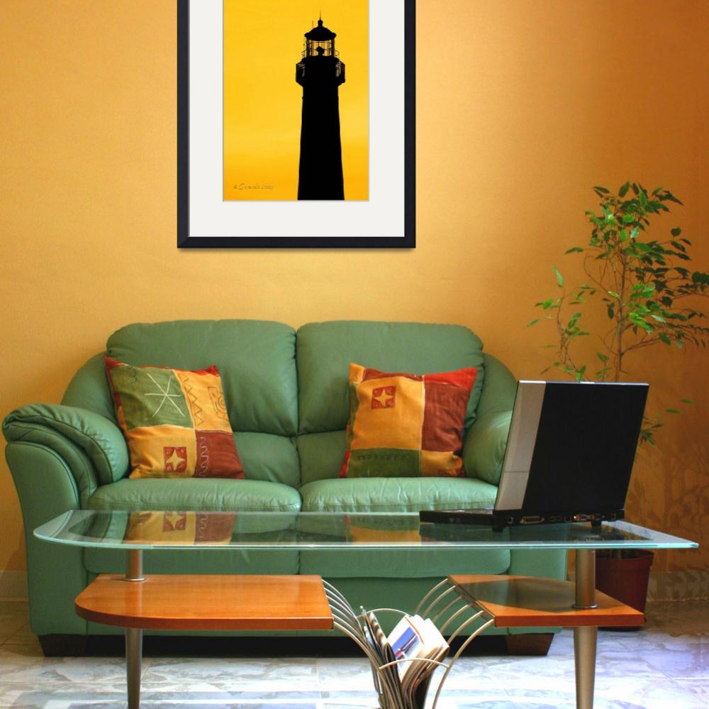 """IMG_0600 Lighthouse&quot  (2008) by Cyberlens"