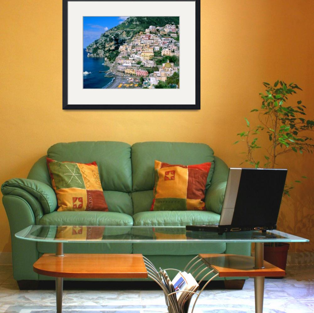 """Amalfi Coast&quot  (2003) by rdwittle"