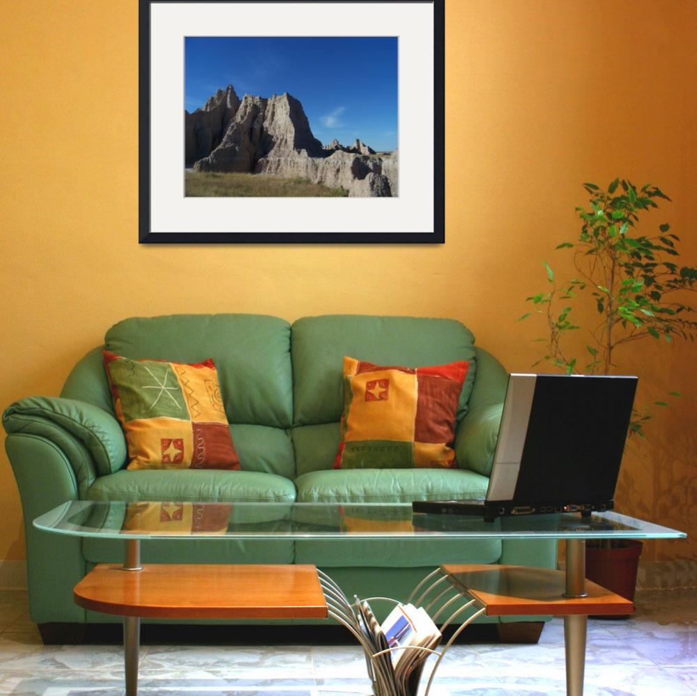 """Badlands Castle&quot  (2008) by photosbycharlie"