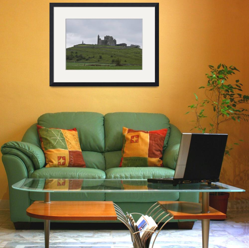 """Rock of Cashel&quot  (2014) by FotosbyCindy"