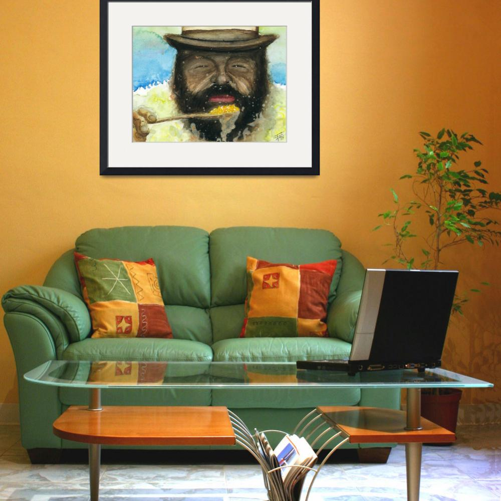 """Bud Spencer & Beans&quot  (2013) by Frankie80"