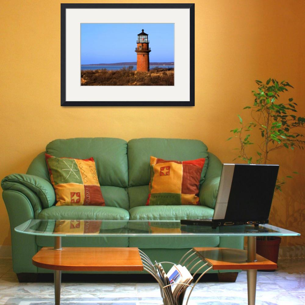 """Aquinnah Lighthouse, Martha"