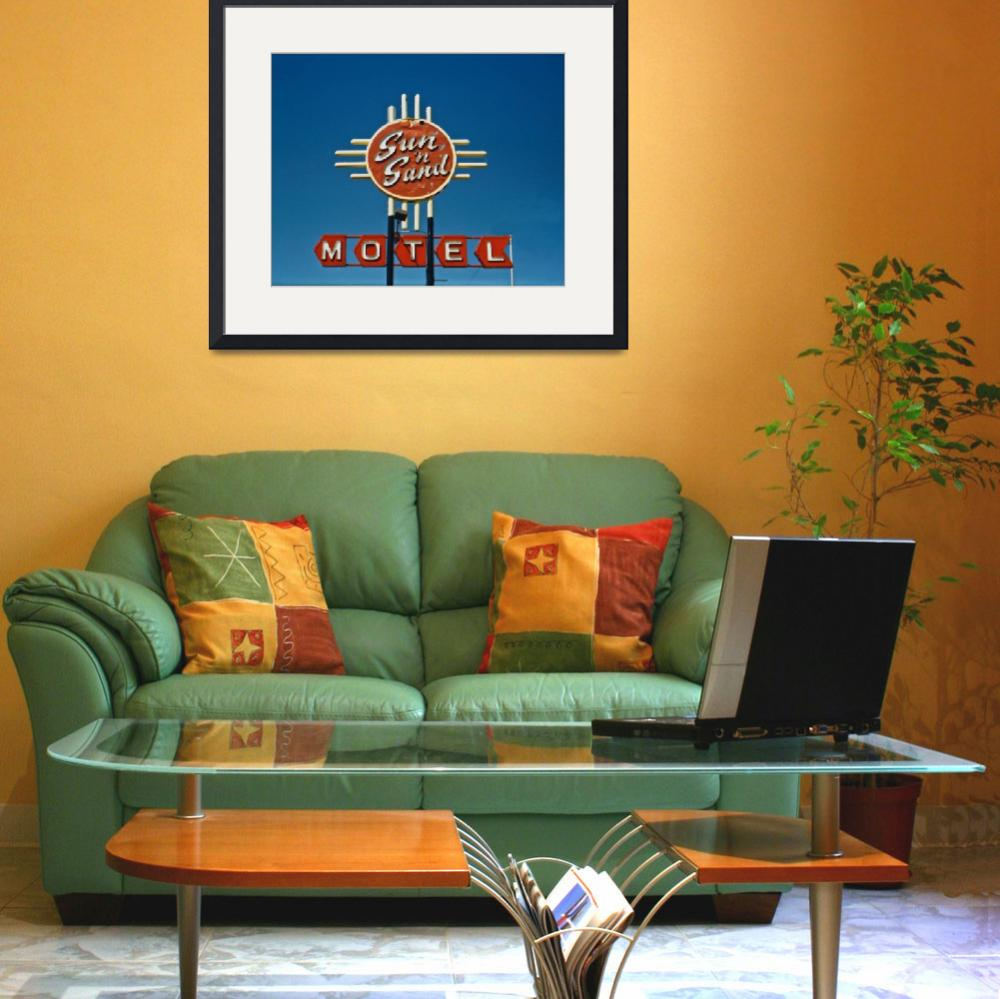 """Sun n Sand&quot  by midcenturymodern"