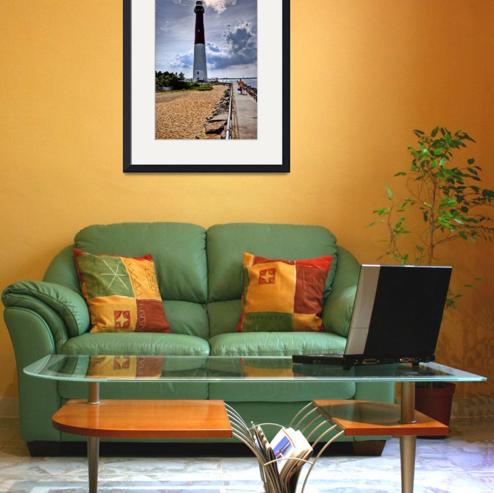 """Barnegat Lighthouse&quot  (2008) by New-Yorkled"