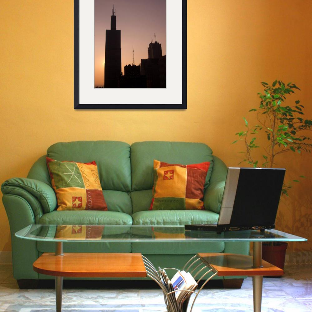 """Sears Tower&quot  (2009) by jasongrigsby"