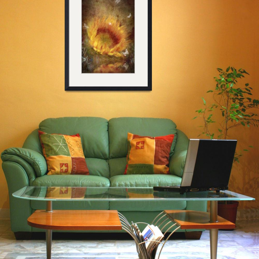 """Yellow Dream * Wall Art&quot  (2009) by AnaCBStudio"