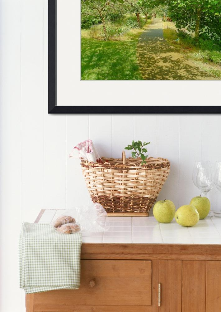 """Follow The Trails Of Nature&quot  by artsandi"