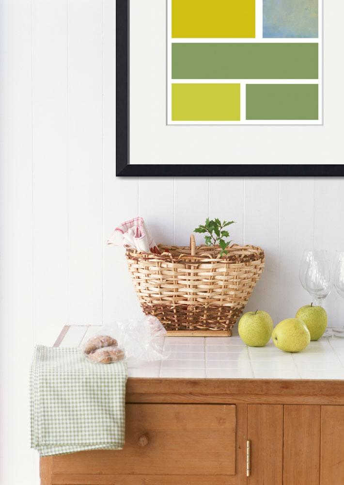 """Paint Swatches 1&quot  (2013) by TuesdayMoon"