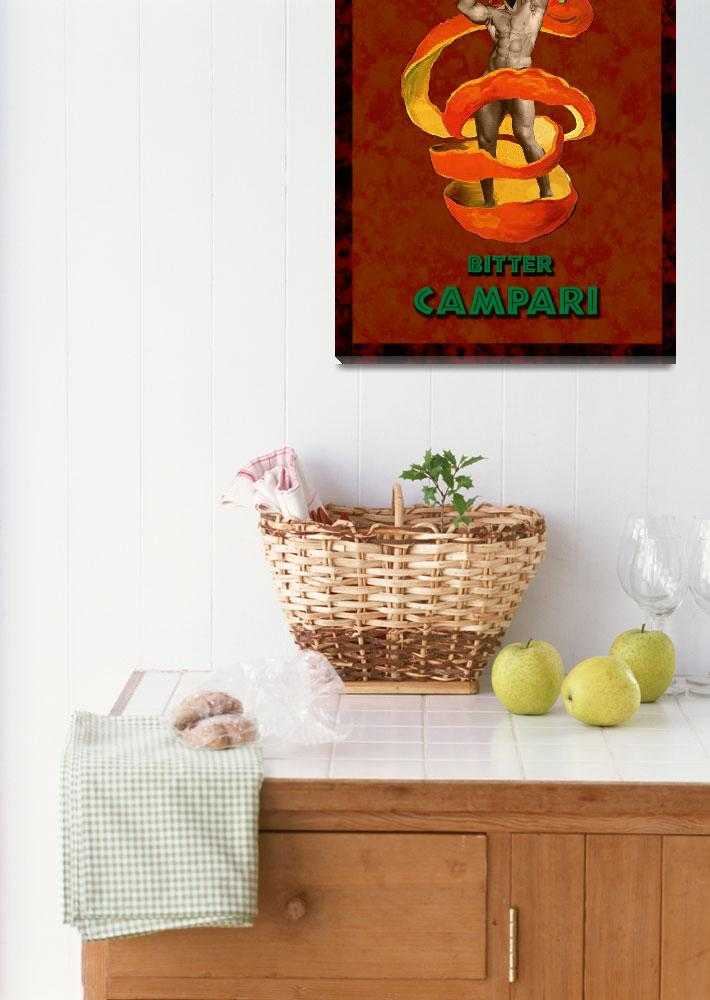 """Campari black 2 copy&quot  (2008) by vintagenblack"