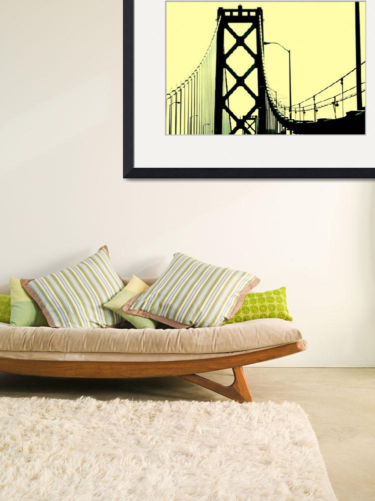 """Bay Bridge&quot  (2011) by TaryneLee"