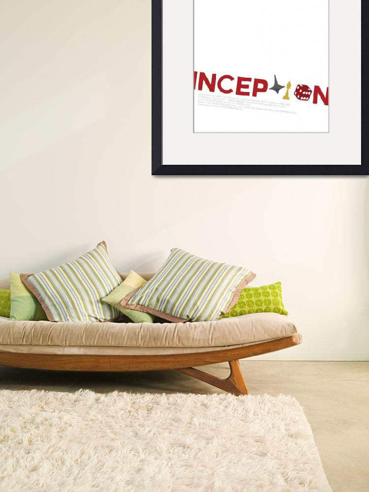 """Inception&quot  (2011) by aeylar"
