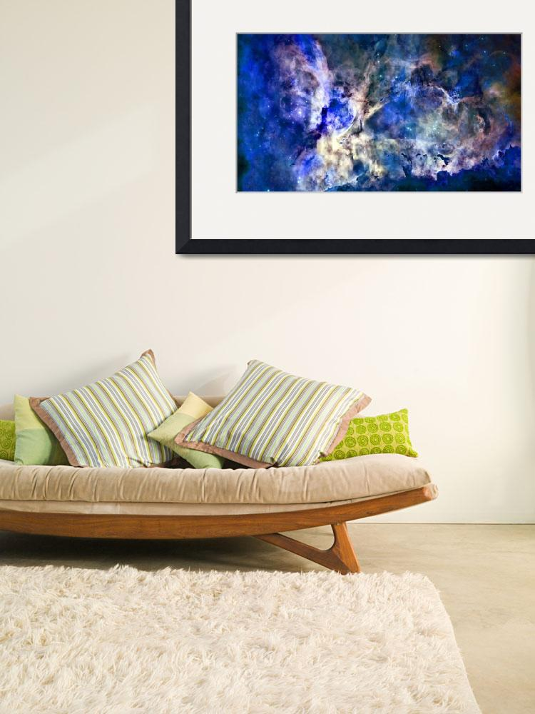 """Carinae Nebula&quot  (2010) by ModernArtPrints"