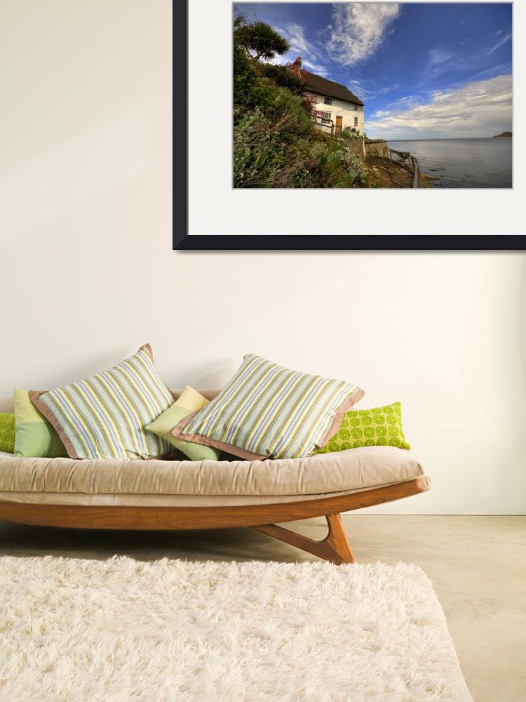 """Cottage With a View&quot  (2009) by digitalexposurephotograph"