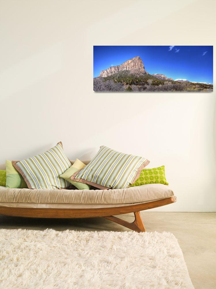 """Unaweep Seep Natural Area Panorama&quot  (2008) by scingram"