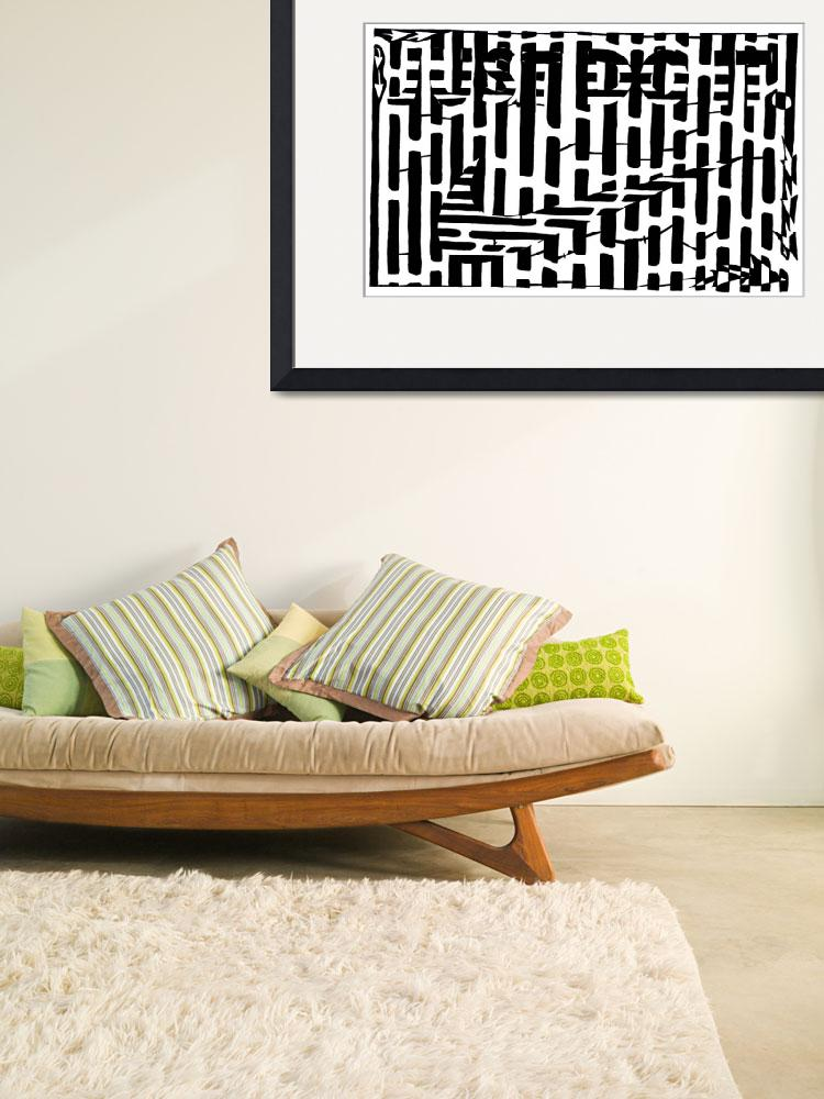 """just-do-it-maze-nike-ad-yonatan-frimer-mazes&quot  by yfrimer"