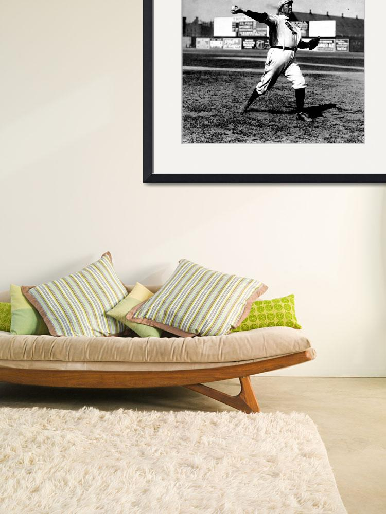 """PITCHER CY YOUNG&quot  by homegear"