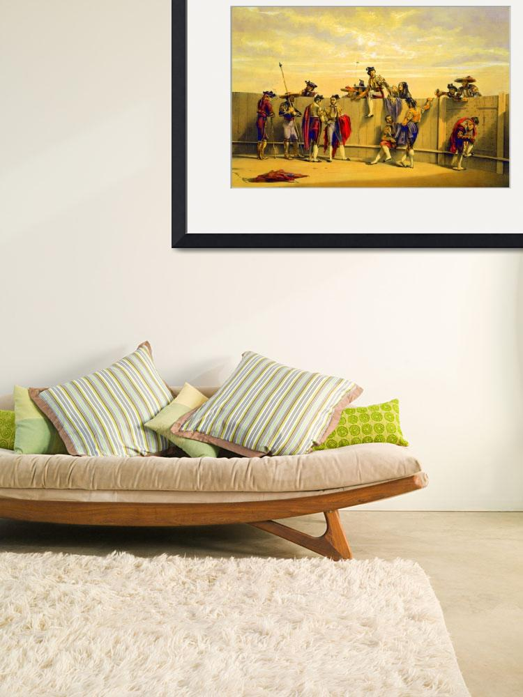 """BULL FIGHTERS&quot  by homegear"
