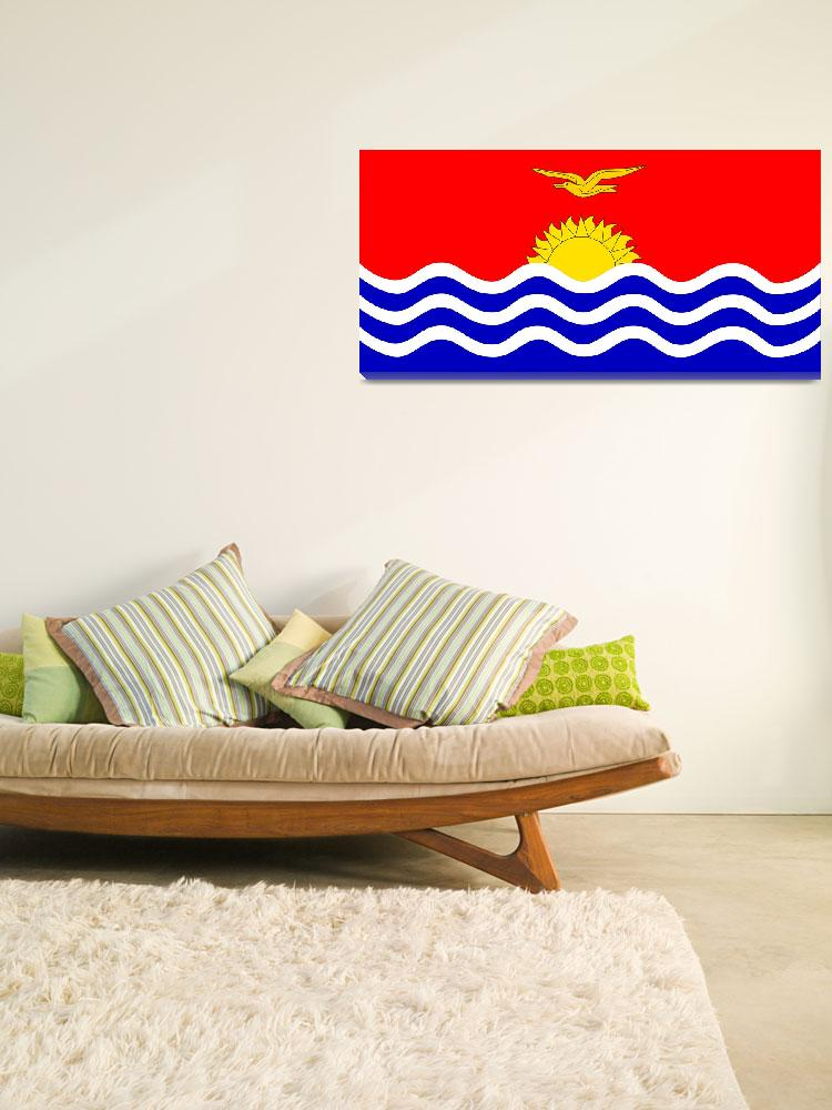 """Kiribati&quot  by tony4urban"