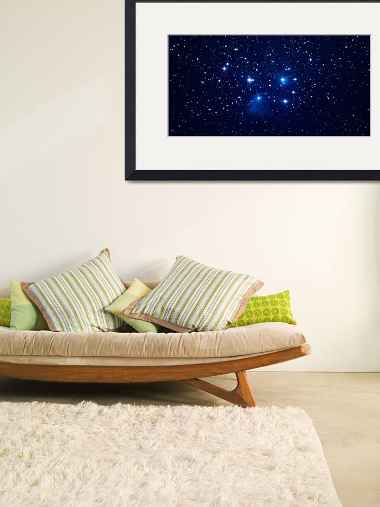 """Stars and Nebulae (Photo Illustration)&quot  by Panoramic_Images"