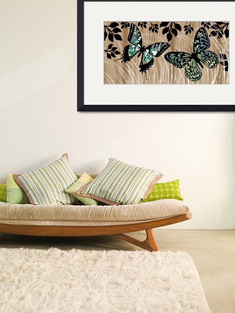 """Butterfly Patchwork&quot  by artlicensing"